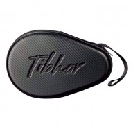 TIBHAR bat case CARBON ROUND black