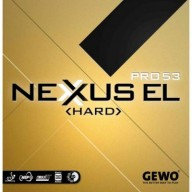 GEWO Nexxus EL Pro 53 Hard